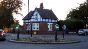 Blue House Roundabout
