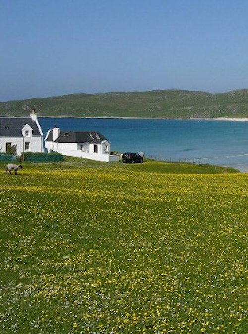 Bay in Tiree